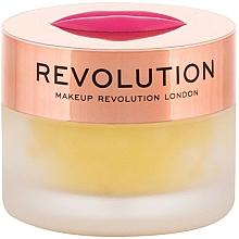 Parfums et Produits cosmétiques Gommage sucré pour lèvres, Ananas - Makeup Revolution Lip Scrub Sugar Kiss Pineapple Crush