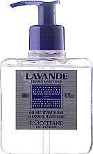 Parfums et Produits cosmétiques Gel nettoyant à la lavande pour mains - L'Occitane Lavande De Haute-provence