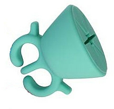 Parfums et Produits cosmétiques Support pour vernis à ongles, turquoise - PRC Nail Polish Holder