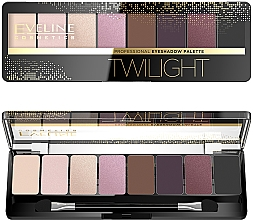 Parfums et Produits cosmétiques Palette pour fards à paupières - Eveline Cosmetics Eyeshadow
