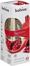 Parfums et Produits cosmétiques Bâtonnets parfumés, Grenade - Bolsius Fragrance Diffuser True Scents Pomegranate