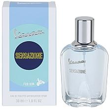 Parfums et Produits cosmétiques Vespa Sensazione For Him - Eau de Toilette