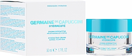 Parfums et Produits cosmétiques Crème à l'acide hyaluronique pour visage - Germaine de Capuccini HydraCure Cream Normal Dry Skin