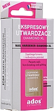 Parfums et Produits cosmétiques Durcisseur pour ongles - Ados Nail Hardemer Diamond XL
