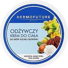 Parfums et Produits cosmétiques Crème corporelle nourrissante peau sèche et rugueuse - DermoFuture