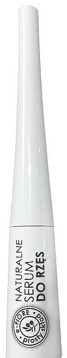Sérum naturel pour cils - E-Fiore Natural Lash Serum