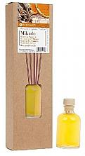 Parfums et Produits cosmétiques Bâtonnets parfumés, Cannelle et Orange - Flor De Mayo Mikado