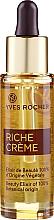 Parfums et Produits cosmétiques Élixir à l'huile de jojoba pour visage - Yves Rocher Riche Creme Beauty Elixir Of 100% Botanical Origin
