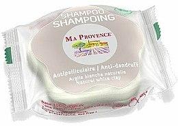 Parfums et Produits cosmétiques Shampooing solide anti-pelliculaire à l'argile blanche naturelle - Ma Provence Shampoo