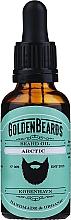 Parfums et Produits cosmétiques Huile à l'huile d'arbre à thé pour barbe, Arctic - Golden Beards Beard Oil