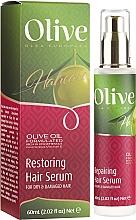 Parfums et Produits cosmétiques Sérum à l'huile d'olive pour cheveux - Frulatte Olive Restoring Hair Serum