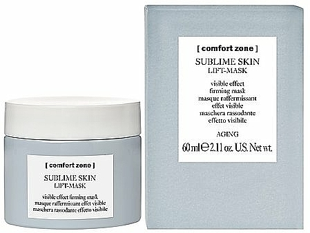 Masque lifting - Comfort Zone Sublime Skin Lift Mask — Photo N1