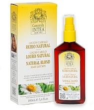 Crème décolorante à l'extrait de camomille - Intea Premium Natural Blonde Hair Lightening Lotion Wth Natural Camomile Extract — Photo N2