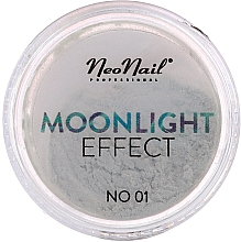 Parfums et Produits cosmétiques Paillettes pour ongles, effet lune - NeoNail Professional Moonlight Effect