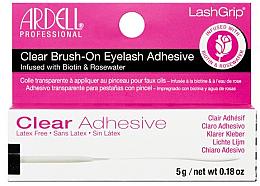 Parfums et Produits cosmétiques Colle pour faux cils - Ardell Clear Brush-on Eyelash Adhesive