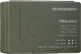 Parfums et Produits cosmétiques Pâte coiffante, fixation moyenne - Kevin.Murphy Free.Hold