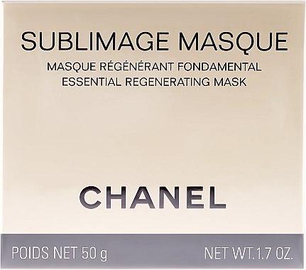 Masque régénérant à l'extrait de vanille pour visage - Chanel Sublimage Masque — Photo N1