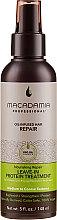 Parfums et Produits cosmétiques Traitement aux protéines hydratant et nourrissant sans rinçage pour cheveux - Macadamia Professional Nourishing Moisture Leave-in Protein Treatment