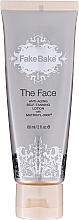 Parfums et Produits cosmétiques Lotion autobronzante anti-âge pour le visage - Fake Bake The Face Anti-Ageing Self-Tanning Lotion