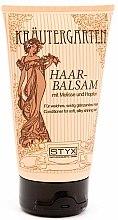 Parfums et Produits cosmétiques Après-shampooing à la mélisse - Styx Naturcosmetic Haar Balsam mit Melisse