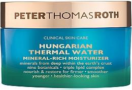 Parfums et Produits cosmétiques Crème à l'extrait de romarin pour visage - Peter Thomas Roth Hungarian Thermal Water Mineral-Rich Moisturizer