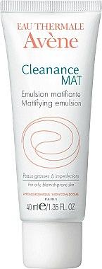 Émulsion matifiante pour visage - Avene Anti-Seborrheiques Cleanance Emulsion — Photo N1
