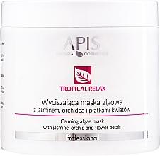 Parfums et Produits cosmétiques Masque aux algues et huile de jasmin pour visage - APIS Professional Calming Algae Mask