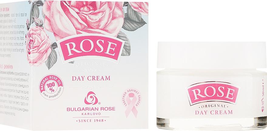 Crème de jour à la rose bulgare - Bulgarian Rose Rose Daily Cream — Photo N1