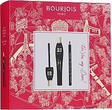 Parfums et Produits cosmétiques Coffret cadeau - Bourjois For You My Dear (mascara/8ml+eyeliner/1.65g)