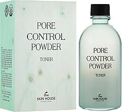 Parfums et Produits cosmétiques Lotion tonique contrôle des pores pour visage - The Skin House Pore Control Powder Toner
