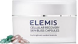 Parfums et Produits cosmétiques Capsules antioxydantes à l'huile de moringa pour visage - Elemis Cellular Recovery Skin Bliss Capsules