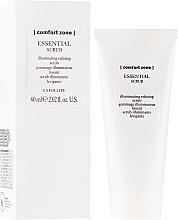 Parfums et Produits cosmétiques Gommage éclairant pour visage - Comfort Zone Essential Scrub