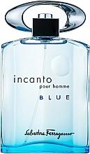 Parfums et Produits cosmétiques Salvatore Ferragamo Incanto Blue Pour Homme - Eau de Toilette