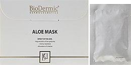 Parfums et Produits cosmétiques Masque en tissu à l'aloe vera - BioDermic Aloe Mask