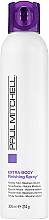 Parfums et Produits cosmétiques Spray de finition à tenue flexible pour cheveux - Paul Mitchell Extra-Body Finishing Spray