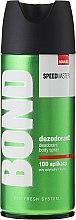 Parfums et Produits cosmétiques Déodorant spray - Bond Speedmaster Deo Spray