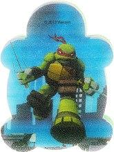 Parfums et Produits cosmétiques Éponge de bain pour enfants, Les tortues Ninja , Raphael 3 - Suavipiel Turtles Bath Sponge