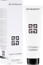 Parfums et Produits cosmétiques Crème en gel nettoyante à l'extrait de fleur de cactus Opuntia pour visage - Givenchy Ready-To-Cleanse Gel en Creme Nettoyante