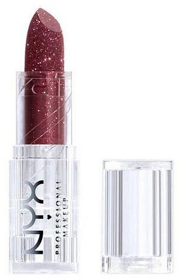 Rouge à lèvres - NYX Professional Makeup Diamonds & Ice Please Lipstic