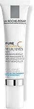 Parfums et Produits cosmétiques Soin de comblement contour des yeux - La Roche-Posay Redermic C Anti-Wrinkle Firming
