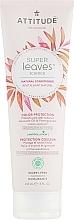 Parfums et Produits cosmétiques Après-shampooing hypoallergénique à l'huile d'avocat et grenade - Attitude Conditioner Color Protection Avocado Oil & Pomegranate