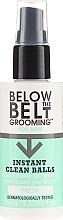Parfums et Produits cosmétiques Spray d'hygiène intime rafraîchissant - Below The Belt Grooming Instant Clean Balls Fresh