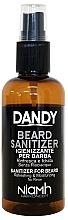 Parfums et Produits cosmétiques Spray désinfectant pour barbe et moustache - Niamh Hairconcept Dandy Beard Sanitizer Refreshing & Moisturizing