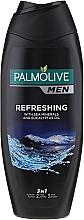 Parfums et Produits cosmétiques Gel douche rafraîchissant aux minéraux marins et huile d'eucalyptus - Palmolive Men Refreshing