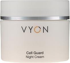Parfums et Produits cosmétiques Crème de nuit au beurre de karité - Vyon Cell Guard Cream