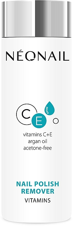 Dissolvant aux vitamines C et E pour vernis à ongles - NeoNail Professional Nail Polish Remover