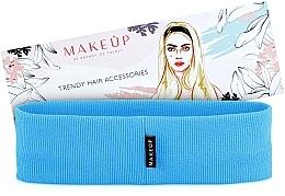 Parfums et Produits cosmétiques Bandeau pour cheveux, Be Beauty, bleu - MakeUp