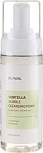 Parfums et Produits cosmétiques Mousse lavante à l'eau de centella asiatica pour visage - IUNIK Centella Bubble Cleansing Foam