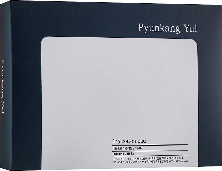 Disques cosmétiques de coton - Pyunkang Yul 1/3 Cotton Pad