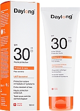 Parfums et Produits cosmétiques Lait solaire liposomal pour peaux sensibles, corps - Daylong Protect & Care Lotion SPF 30